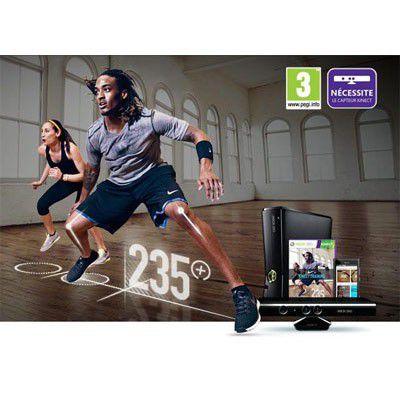 Nike+ Kinect Training - 100 pompes au premier qui dit « on joue ! »