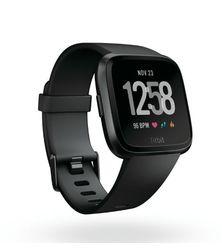 Fitbit Versa: une montre de sport connectée bien sans sa peau