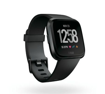 b2fe63d0b0 Fitbit Versa : test, prix et fiche technique - Capteur d'activité - Les  Numériques