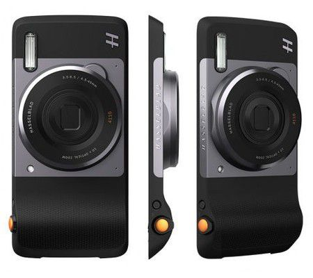 Hasselblad True Zoom - Moto Mods