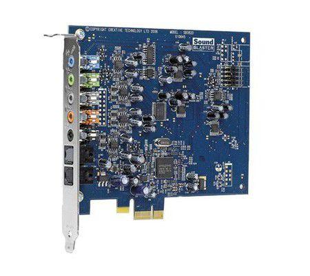 Creative Sound Blaster X-Fi Xtreme Audio PCI-E