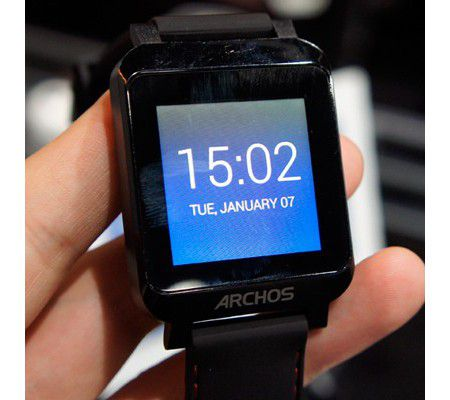 Archos Smartwatch tactile