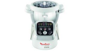 Moulinex offre une appli à son robot cuiseur Cuisine Companion