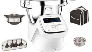 Moulinex présente son robot-cuiseur i-CompanionXL+