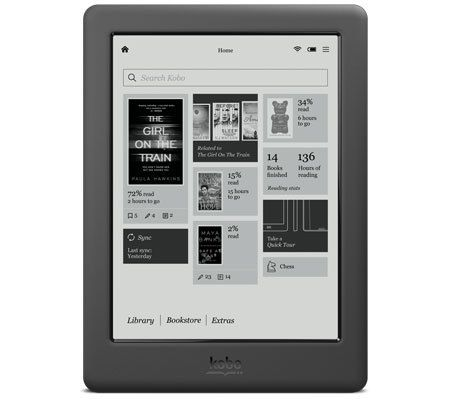 kobo touch 2 0 test complet liseuse les num riques. Black Bedroom Furniture Sets. Home Design Ideas