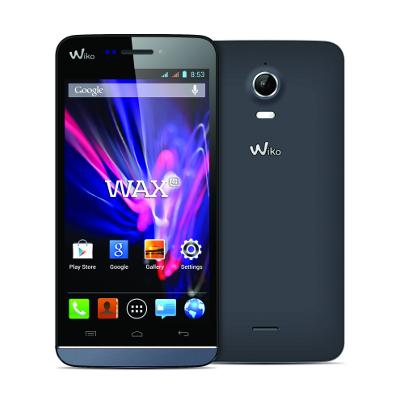 Wiko WAX, le premier smartphone 4G du constructeur