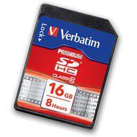 Verbatim SDHC 16 Go Class 10