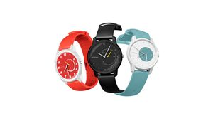 Withings lance sa montre Move personnalisable made in France