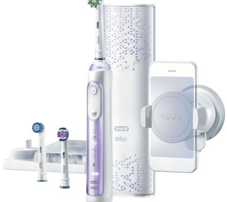 Oral-B Genius 10 Orchid Purple