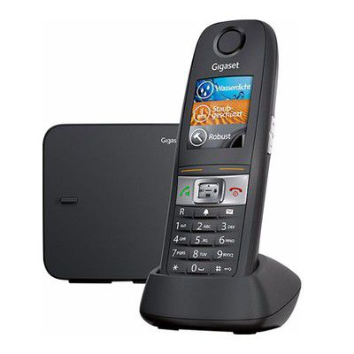Gigaset E630H: le téléphone fixe baroudeur