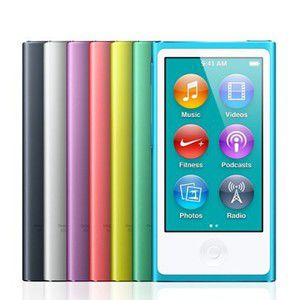 Apple iPod nano (2012)