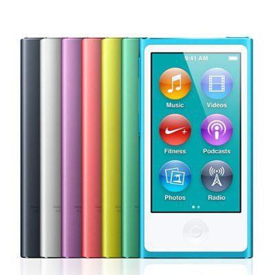iPod nano (2015), le baladeur d'Apple revient sur le banc de test