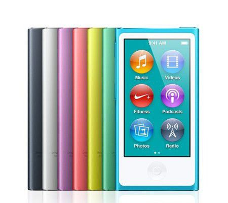apple ipod nano 2015 test complet lecteur mp3 les num riques. Black Bedroom Furniture Sets. Home Design Ideas