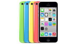 Les iPhones 5c et 5s sous la 4G de Free Mobile