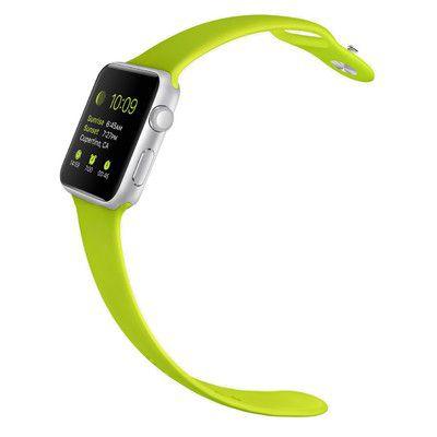 Apple Watch: une base intéressante, mais peut mieux faire