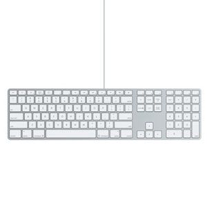 Apple Keyboard white