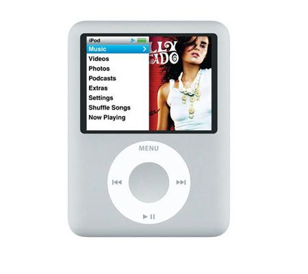 Apple iPod Nano 4 Go (3G)
