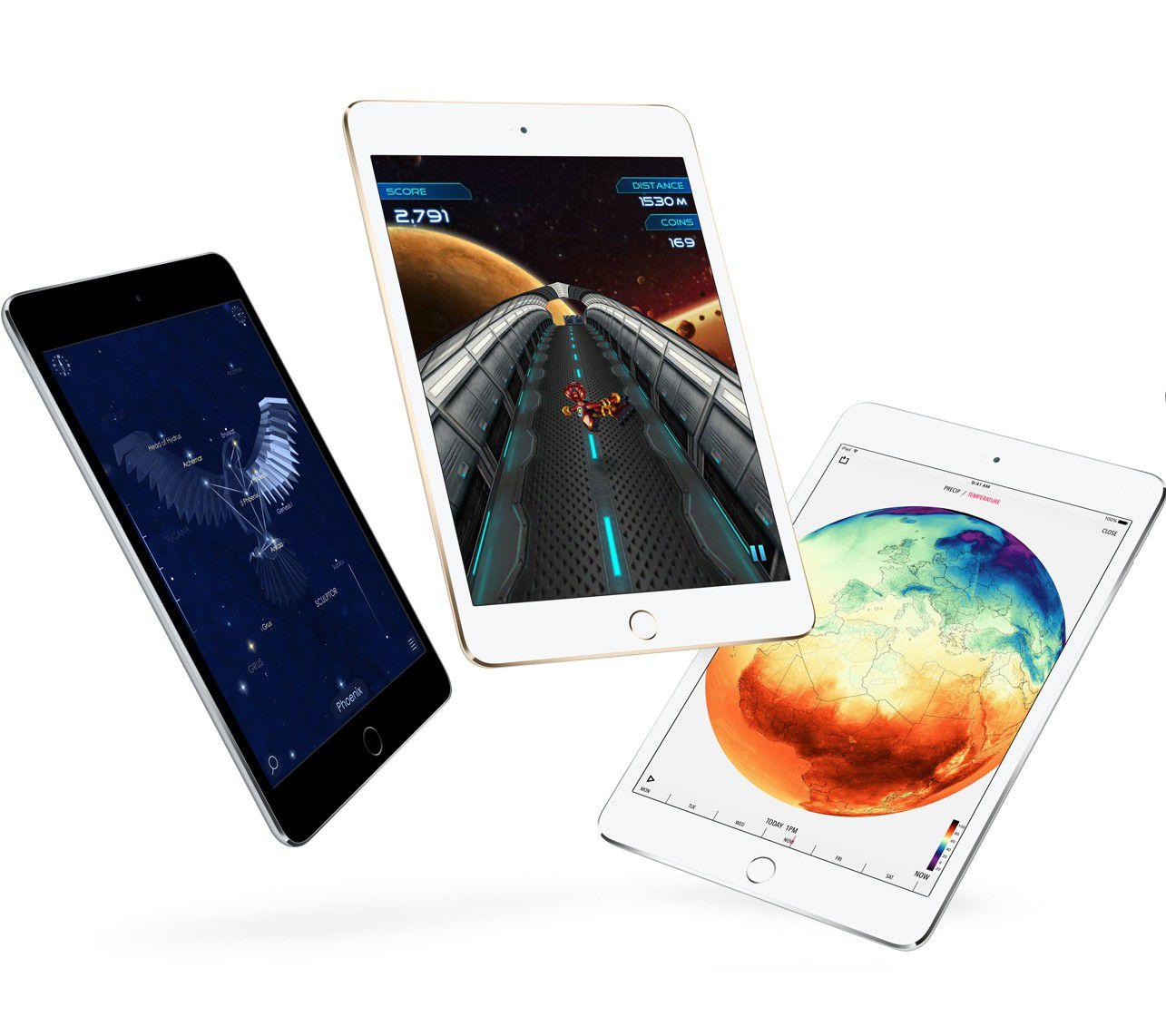apple ipad mini 4 test prix et fiche technique tablette tactile les num riques. Black Bedroom Furniture Sets. Home Design Ideas