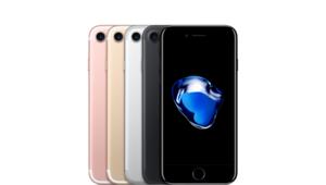 Les iPhone 7 restent les smartphones les plus vendus au 2e trimestre