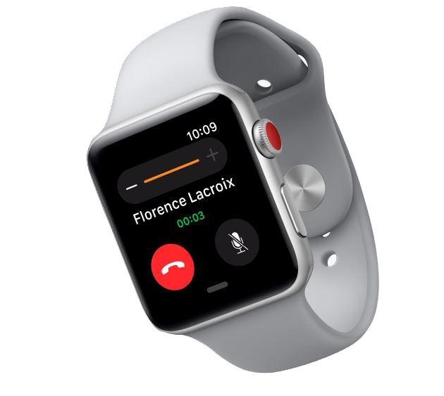apple watch serie 3 prix
