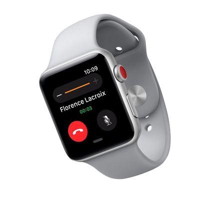 Apple Watch Series 3: plus mobile mais pas vraiment plus utile