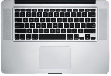 MacBook Pro 15 clavier