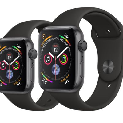 Apple Watch series 4 : la reine des smartwatches se perfectionne