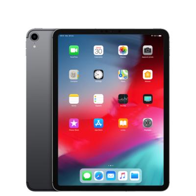 iPad Pro 11'' (2018): la superbe ardoise d'Apple