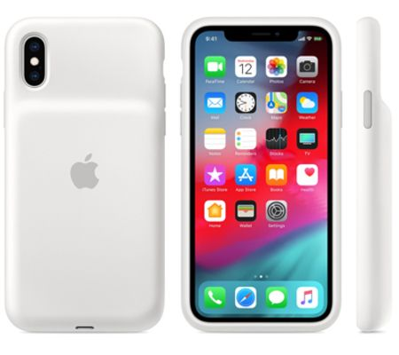 Apple Smart Battery Case pour iPhone XS