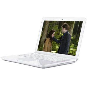 Apple MacBook 13 pouces blanc unibody