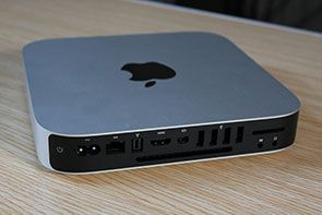 apple mac mini 2010 test complet ordinateur les num riques. Black Bedroom Furniture Sets. Home Design Ideas