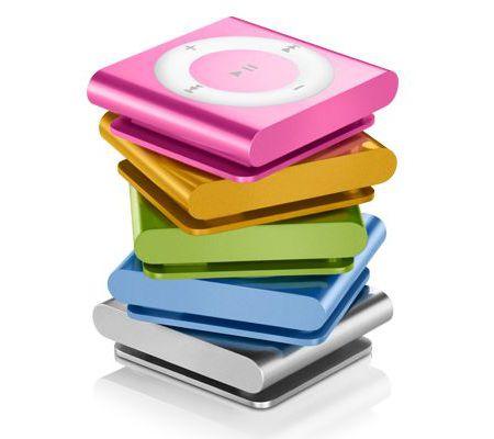Apple iPod shuffle 4G