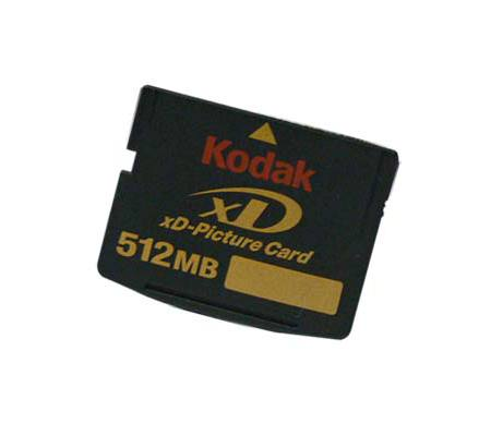 Lexar xD-Picture Card 512MB