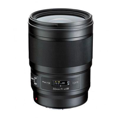 Objectif Opera 50 mm f/1,4 FF: le haut de gamme selon Tokina