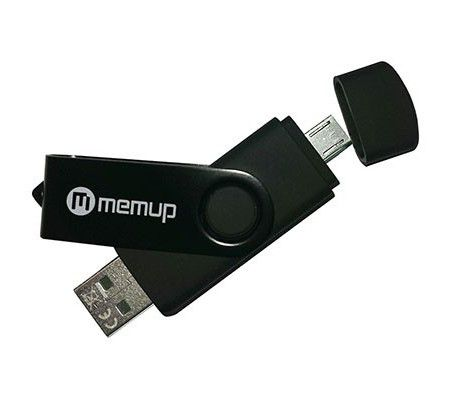Memup DualKey 64 Go