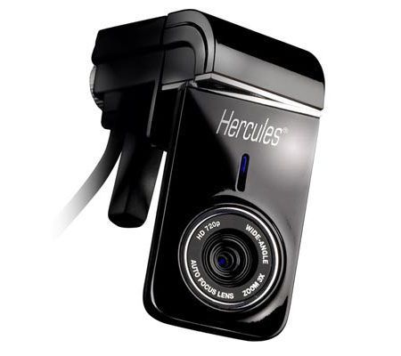 Hercules Dualpix HD720p for notebook
