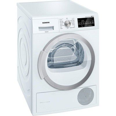 Siemens iQ500 WT47W460FF: un tambour lumineux au volume confortable
