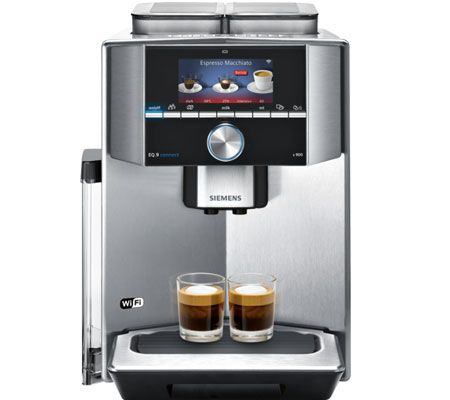 Siemens Lance Sa Nouvelle Machine A Cafe Automatique Eq 9 Connect