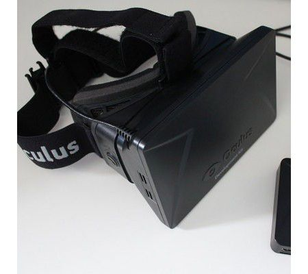 Oculus Rift Development Kit 1 (DK1)