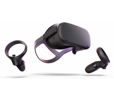 Oculus Quest Test Prix Et Fiche Technique Casque De Réalité