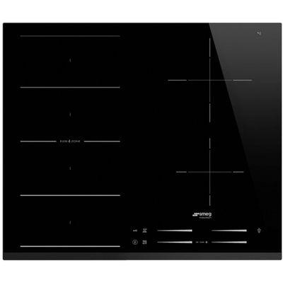 Plaque de cuisson à induction Smeg SI1F7645B: elle monte vite en température
