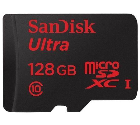 SanDisk microSDXC Ultra 128 Go