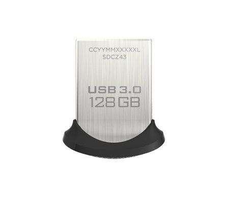 SanDisk Ultra Fit 128 Go (A46)