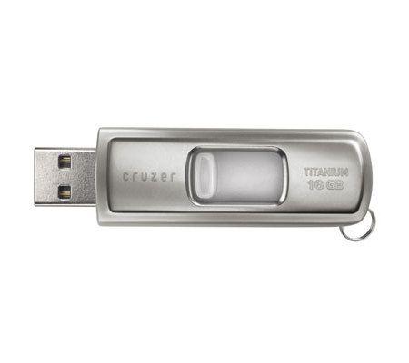 SanDisk Cruzer Titanium 16 Go