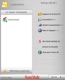Ultra Backup logiciel1