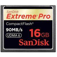 SanDisk CompactFlash Extreme Pro 16 Go