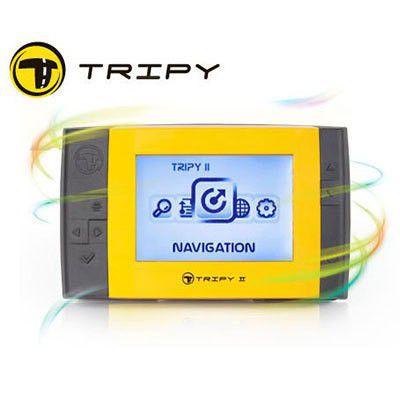Tripy 2, le GPS moto rencontre le roadbook