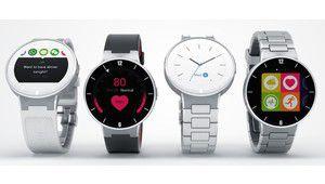L'Apple Watch couronne LG roi des écrans de montres connectées