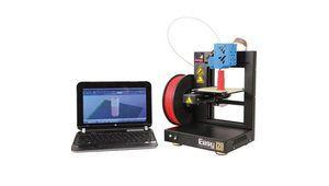 La Factory 2013 : Easy 120 imprimante 3D en démonstration