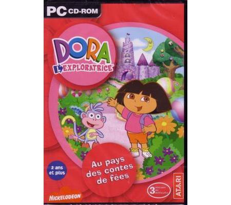 Atari Dora au pays des contes de fées